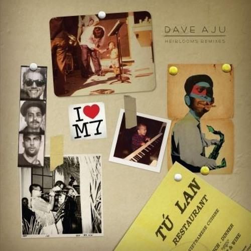 Dave Aju - Away Away (Axel Boman Remix) - Circus Company