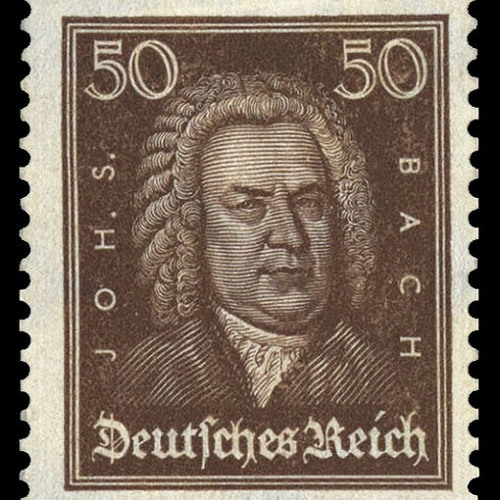 J.S.Bach - Marcia in Re Anh.122