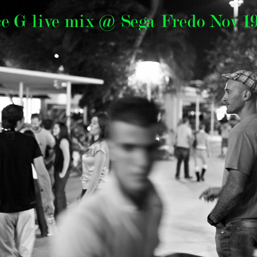 Live Bruce G @ Segas Prolifik mix Nov 19 2012 download_& favorite :) Part 1