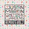 Justin Martin Ft. Pillow Talk The Gurner (Tanner Ross Remix ) Artwork