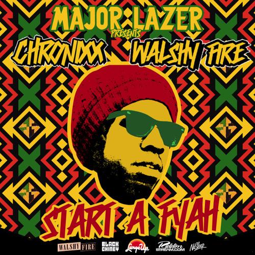 Chronixx-Grow Your Natty Freestyle (Major Lazer)