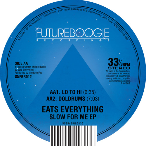 Eats Everything - Lo to Hi