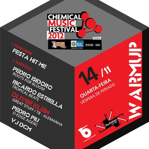 Species Mille Ao vivo @ Warm Up Chemical