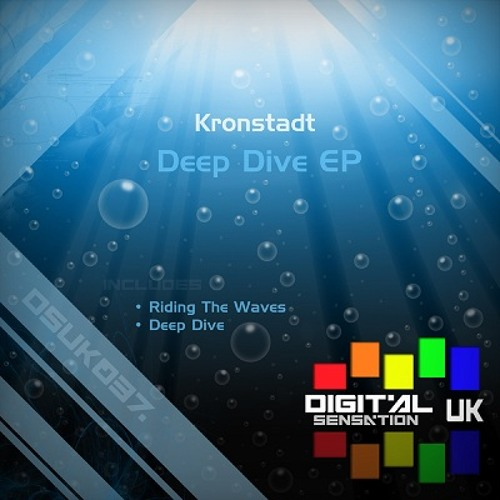 DSUK037 Kronstadt - Deep Dive (Original Mix)