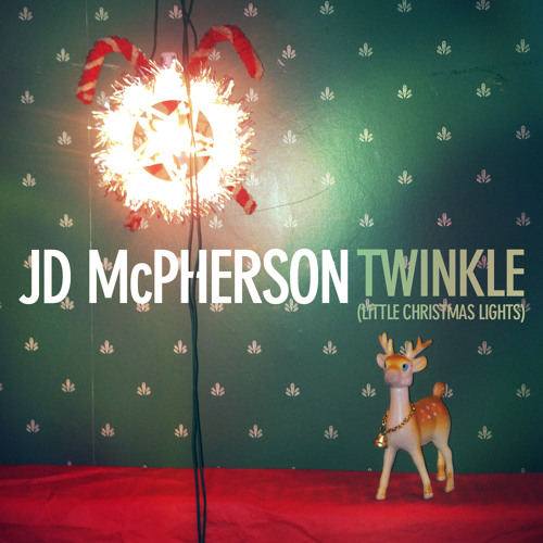 "JD McPherson - ""Twinkle (Little Christmas Lights)"""