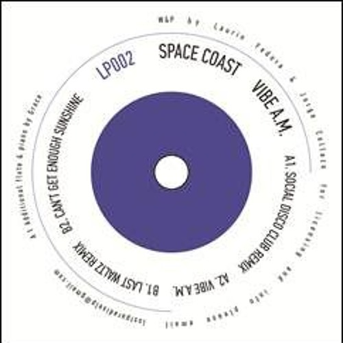 Space Coast - Vibe A.M. (Social Disco Club remix) [Lost Paradise]