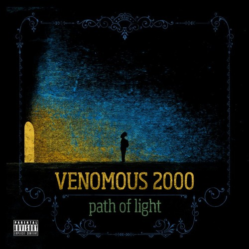 """Venomous2000 The Ultra Emcee / From """"The Path Of Light"""" Album / """"Loose Leaf Reliefs""""[BuckOner Remix]"""