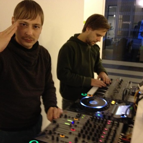Super Flu @ Beatport Live Berlin 31.10.2012