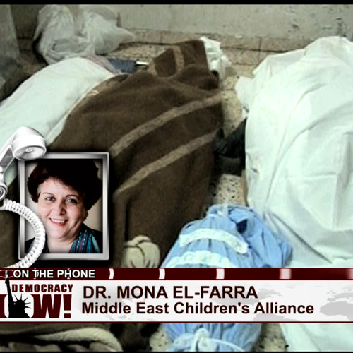 """""""No Place is Safe"""": After Assault's Worst Day, Gaza Doctor Says Israel Terrorizing Civilians"""