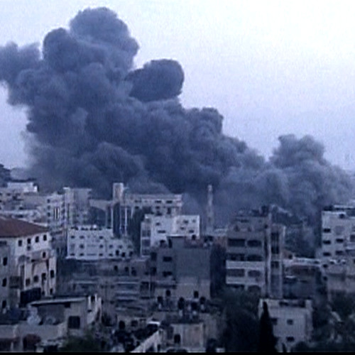 Gaza Ceasefire to Be Decided in Cairo, But Will U.S. Rein In Israeli Occupation, Blockade?