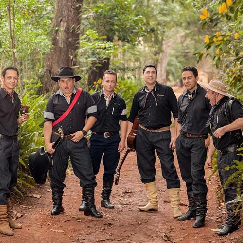 Grupo Minuano - Fandangueiro e Cia