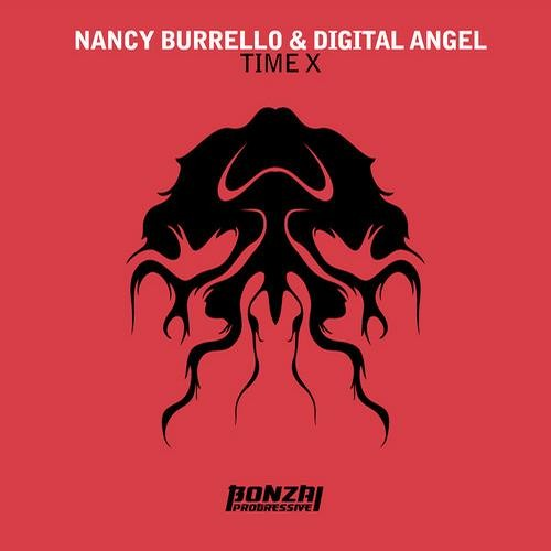 Nancy Burrello & Digital Angel – Time X (CJ Art Remix) [Bonzai Progressive]