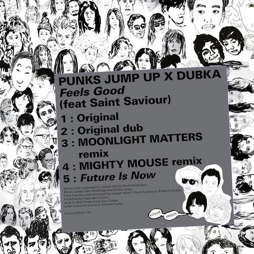 Punks Jump Up - Feels Good Feat. Saint Saviour (Moonlight Matters Dub)