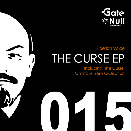 Siberian Voice - The Curse EP [Gate Null Recordings]