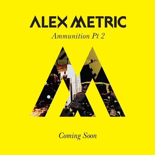 Alex Metric - Rave Weapon (Aeroplane Droid Mix)