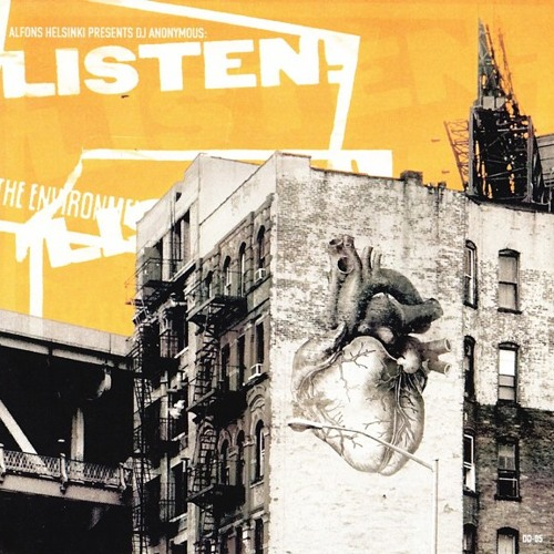 DJ Anonymous: Listen! (2001)