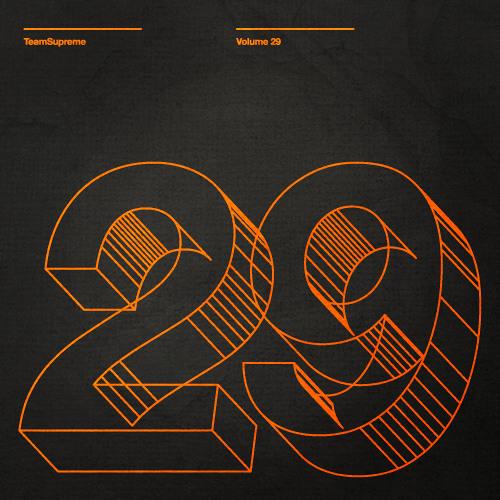 TeamSupreme Vol. 29 Nalepa x Jon Drummond