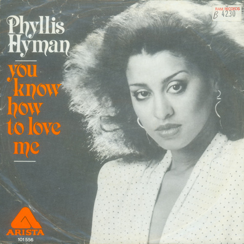 Phyllis Hyman - You Know How To Love Me (BRIAK Edit)