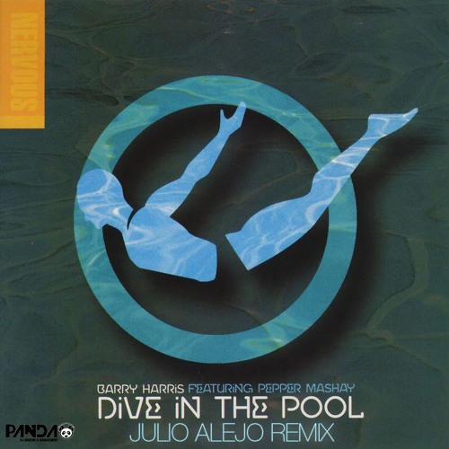 Barry Harris ft Pepper Mashay - Dive In The Pool (Julio Alejo Remix) TEASER