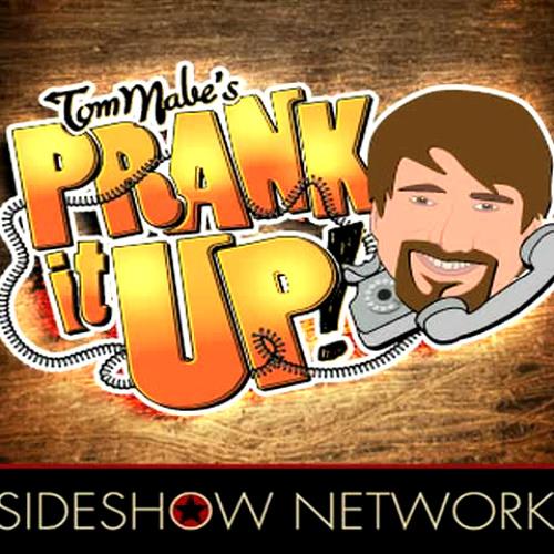 Prank It Up! with Tom Mabe #33: Halloween Fun/Sign Swinging Prank
