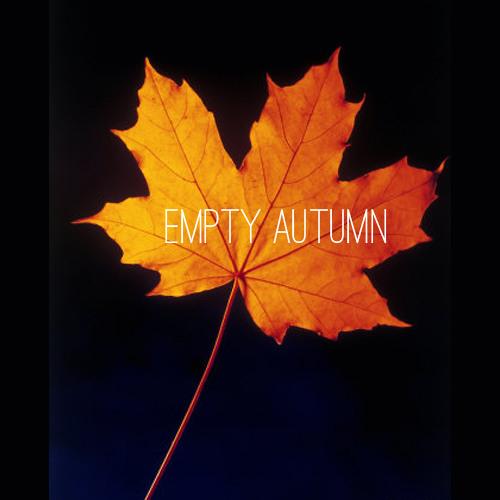empty autumn