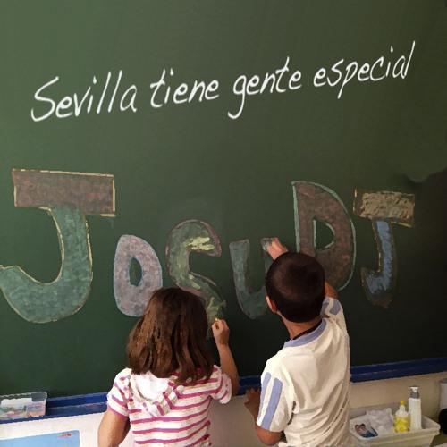 JosuDj - Sevilla tiene gente especial