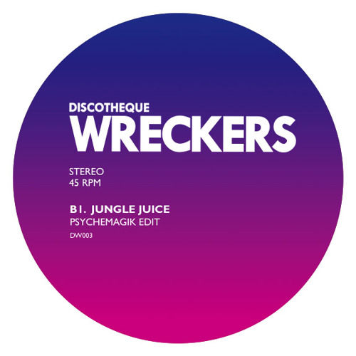 Systematic Lover/ Jungle Juice - 96kbps - Discotheque Wreckers