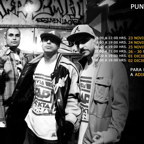 Mix Promocional Adickta Sinfonia Nuevo Disco 'LARGA VIDA AL RAP' 2012