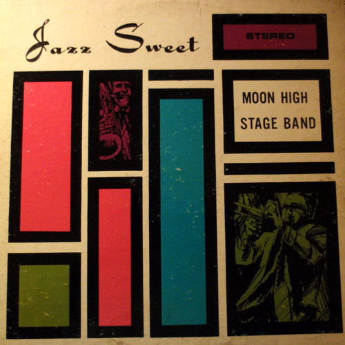 Moon High Stage Band 1969 - Sam's Boogie, by Sammy Nestico