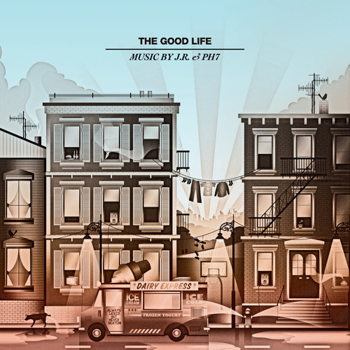 01 J.R. & PH7 feat. Phonte & Median - Goodbye