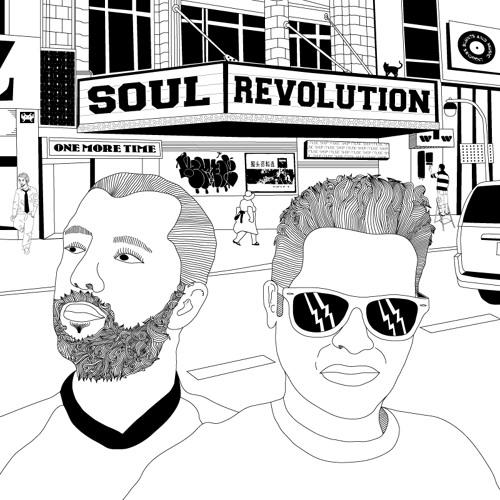 Soul Revolution - Dance Me feat. Def3