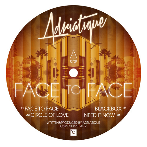 CP031: Adriatique - Face To Face