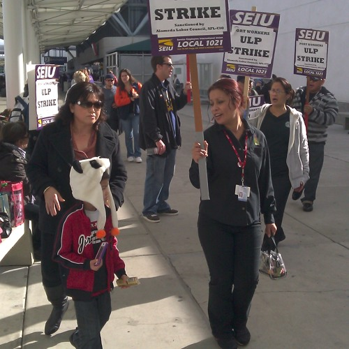 Oakland Port Strike Shuts Seaport, Draws Solidarity