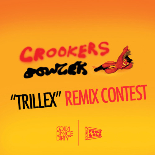 "Crookers - Trillex (MAWG's ""totally not last minute at all"" Remix)"