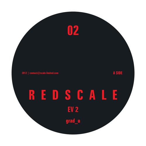 REDSCALE 02 (VINYL ONLY) (RED-BLACK MARBLED VINYL)