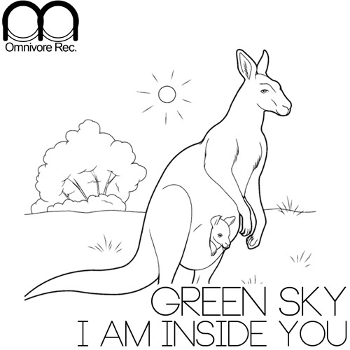 OMR039 // Green Sky - I Am Inside You // 2012.12.05