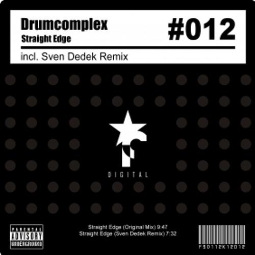 Drumcomplex- Straight Edge (Original)