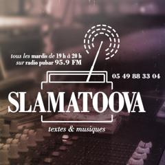 Emission Slamatoova du 20/11/12