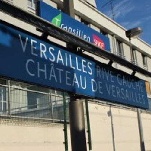 Collin et Mauduit : avec la Pompadour, dans le RER à Versailles - 21 nov 2012