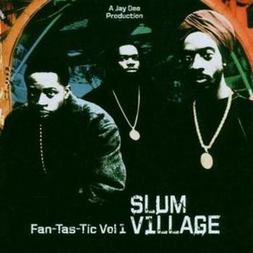 Slum Village - The Look of Love (!ngvar RMX)