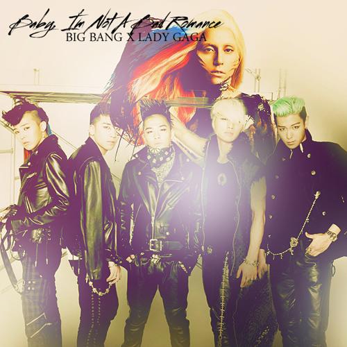 Bad Romance x Monster Mash Up (demo) Lady Gaga & Big Bang