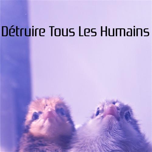 DETRUIRE TOUS LES HUMAINS extrait concert à La Maison de la Grève (Rennes)