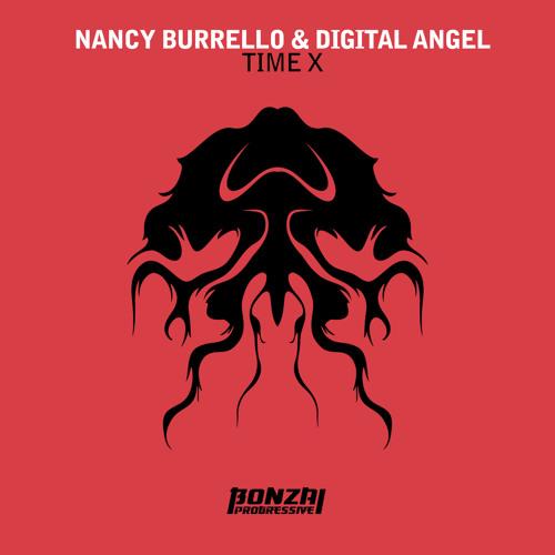 Nancy Burrello & Digital Angel - Time X (Bonzai Progressive)