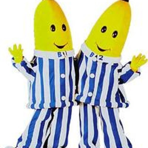Bananas in Pyjamas are coming down the stairs (no one really cares)