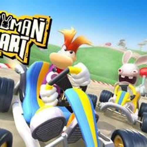Rayman Kart - Snow theme