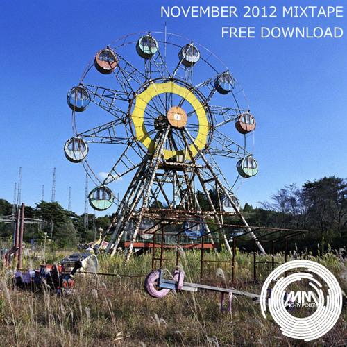 Mighty Mouse November 2012 Mixtape
