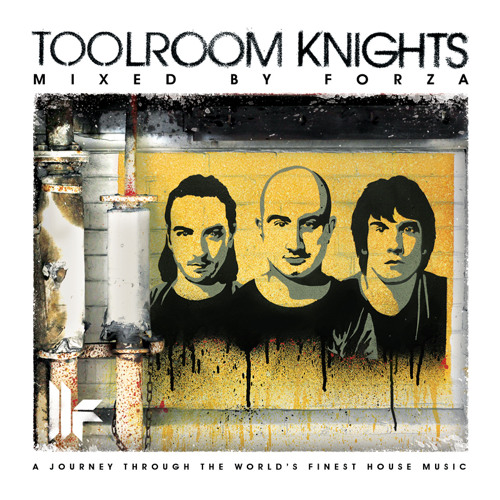 Luigi Rocca - The Crack Of Dawn - Toolroom Knights Mixed By Forza - 26.11.12