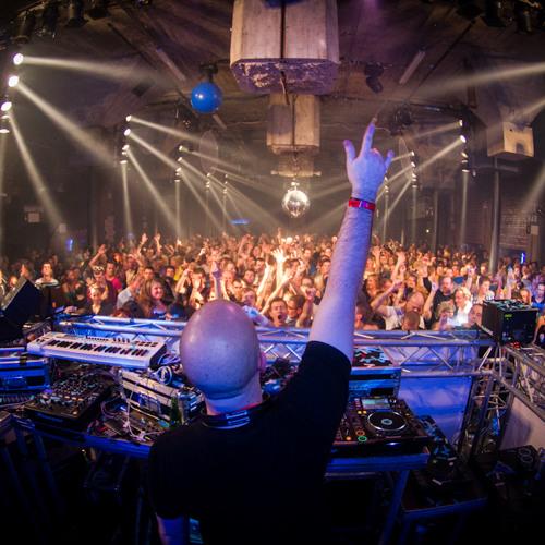 John O'Callaghan - Live at Grotesque Festival Rotterdam
