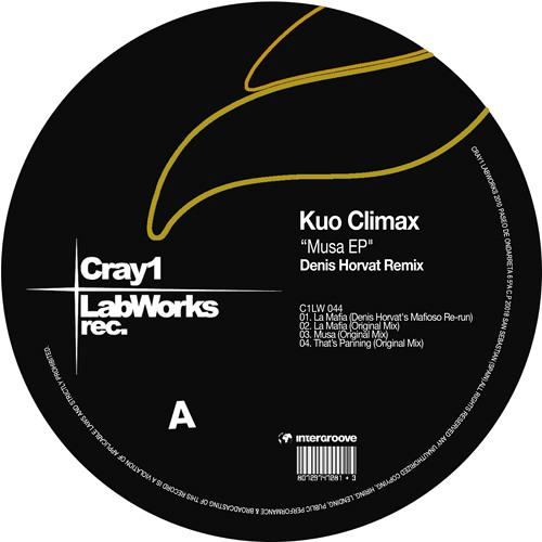 Kuo Climax - La Mafia (Original Mix) [C1LW044/ Cray1 Labworks]