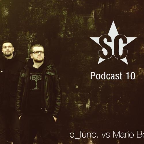 Suicide Circus Berlin Podcast 10 - d_func. vs Mario Berger